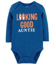 Looking Good Auntie Collectible Bodysuit