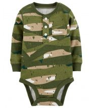 Camo Collectible Bodysuit