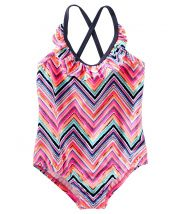 OshKosh Chevron Swimsuit