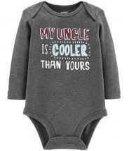 Uncle Family Collectible Bodysuit