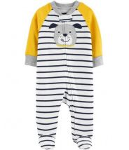 Dog Zip-Up Cotton Sleep & Play