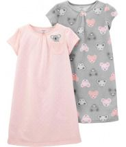 2-Pack Koala Sleep Gowns