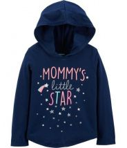 Mommy's Little Star Pullover Hoodie
