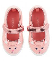 Carter's Glitter Mouse Casual Sneakers