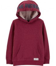 Pullover French Terry Hoodie