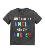 Cool Uncle Jersey Tee