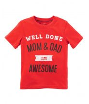 I'm Awesome Jersey Tee