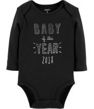 New Years Collectible Bodysuit