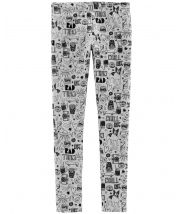 French Bulldog Graphic Leggings
