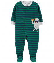 1-Piece Monster Poly PJs