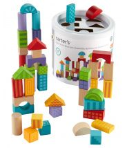 50-Piece Block Set