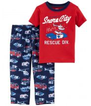 2-Piece Hero Jersey PJs